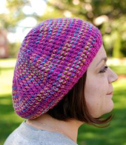New hat pattern: Yulie! Grumperina