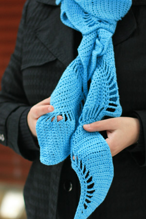 My third Version to Boteh scarf, Minha 3° versao pro cachecol