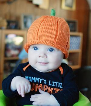 Pumpkin hat Grumperina