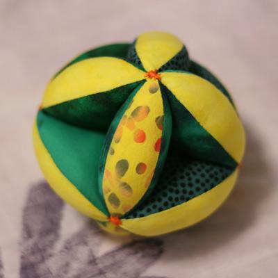Flower Ball Puzzle Pattern   AllFreeCrochet.com