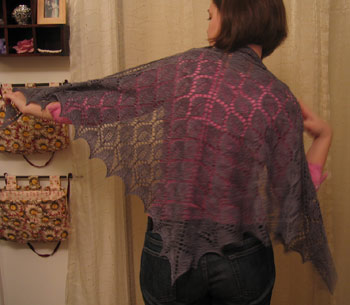 Crochet Shawl Patterns | Hairpin Lace Shawl Patterns